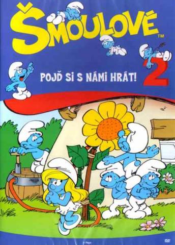 ŠMOULOVÉ dvd 2